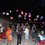 Lanciamo i palloncini per conoscerci